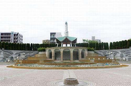 常磐公園昼