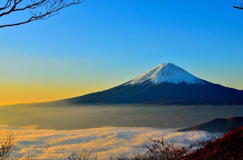 富士山噴火の兆候?長野県地震に続き山梨・神奈川で震度3~4